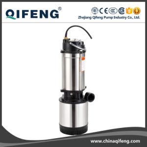 En varias etapas de la bomba de agua clarificada de acero inoxidable con flotador