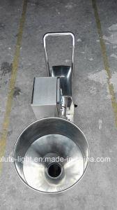 ステンレス鋼の潰されたポテト二重ねじポンプ