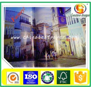 OstDragon Brand Magazine Paper 128GSM
