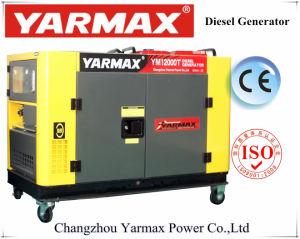 Rifornimento silenzioso di Genset Factroy di potere di Yarmax 10kVA dell'alternatore diesel del gruppo elettrogeno
