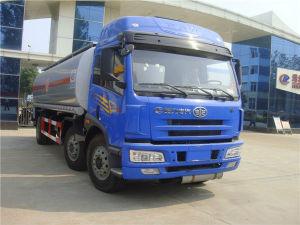 Modelo de tração 6X2 25000 litros de óleo combustível pesado petroleiro Veículo