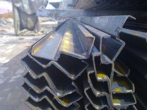 Perfil de zz 74*1.15*5800mm de perfil de acero Z S Perfil de acero