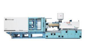 Machine de moulage par injection Threeplast /d'articles ménagers Making Machine servomoteur Économies d'énergie hydraulique horizontale à la machine