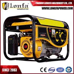5.5HP 공기에 의하여 냉각되는 2kVA 2kw (수동) 2000 와트 가솔린 발전기