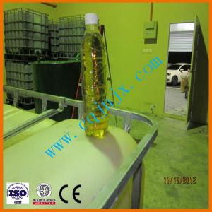 不用なオイルディーゼル燃料装置への再精錬によって使用されるオイルの蒸留