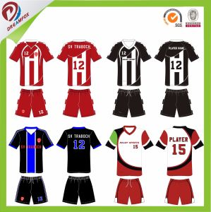 Ropa deportiva de fútbol de la fábrica de cualquier tamaño uniforme para  las Mujeres Hombres niños ff2e1b77b7f2c