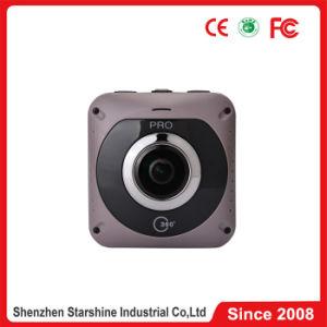 FHD 1080P действий камеру с двумя 360 градусов объективом Vr DV 360 панорамный