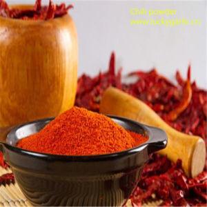 Pimenta seca Pod, Chili, flocos de pimenta em pó