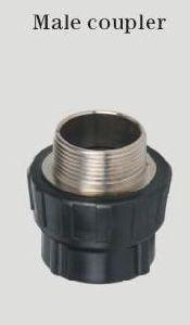 Accoppiamento maschio di Femal/per il tubo 20~630mm dell'HDPE