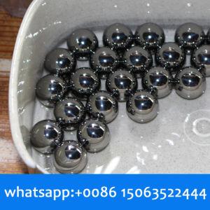 AISI52100 G10-G1000 3.175mm Chromstahl-Kugel für Peilung