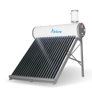 2本の管入口及びアウトレットの減圧された太陽給湯装置