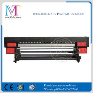Epson Dx5 Dx7 Prinhead MtUV3207deのMtデジタル3.2metersの大きいフォーマットの紫外線プリンター