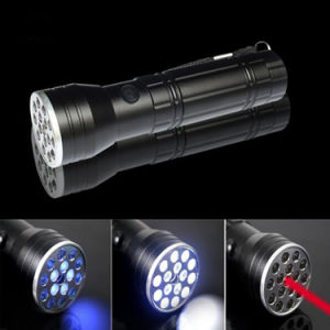 De Wijzer UVToch 15 leiden 3 van de laser in 1 Flitslicht