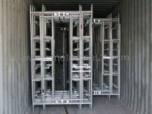Armatura galvanizzata del blocco per grafici del TUFFO caldo da vendere