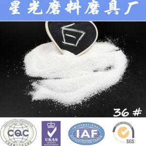 Gediplomeerde Witte Gesmolten Alumina van ISO/het Witte Oxyde van het Aluminium