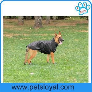 Resistente al agua de alimentación de animales de compañía espesar perro Ropa para perros grandes