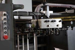 Lfm-Z108Lオイル暖房の薄板になる機械