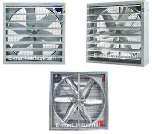 ventilatore dello scarico di ventilazione della strumentazione della serra di 1380mm