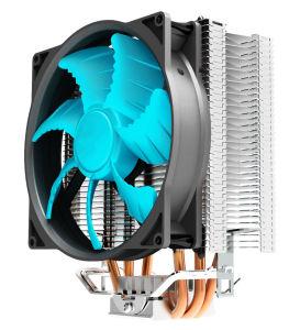 Radiatore del CPU di Ccr1a con il condotto termico di rame con le approvazioni
