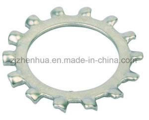 Rondelle de blocage dentés externe DIN6797 A (usine)