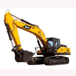 Sany Sy465h 40 toneladas de minería de la excavadora Excavadora de seguimiento fabricante