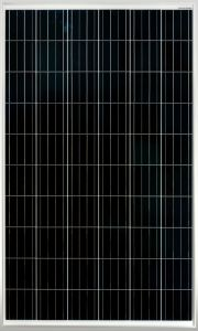 Módulo Solar Policristalino de alta eficiência de 300 W