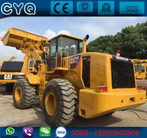 Caricatore usato della rotella del gatto 950gc sulla vendita (trattore a cingoli 950GC)
