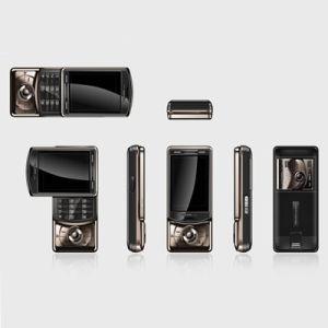 De Mobiele Telefoon van TV met Dubbele Dubbele Reserve SIM (F620)