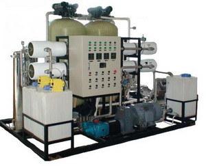 Dessalinização da água salobra e a dessalinização