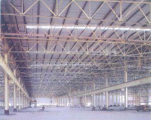 Edificio de la estructura de acero, marco de estructura de acero (SSW-246)
