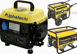 Бензиновый генератор установлен на 650 Вт-6.0КВА, возвратная/Электрический пуск (AG950-AG8500(E))