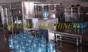 バレル研磨の生産ライン(QGF-600)