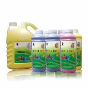 Frühlings-Reihe Inkwin Lösungsmittel-Tinte