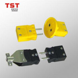 Conectores termopar de tamaño estándar)