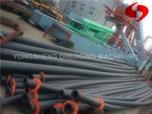 Tubo dell'HDPE del dragaggio a suzione della taglierina