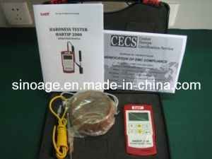 Handheld Leeb Sclerometer / Testador de dureza (HARTIP2000)