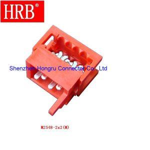 Двойной Hrb 1,27 мм разъема IDC высокого качества