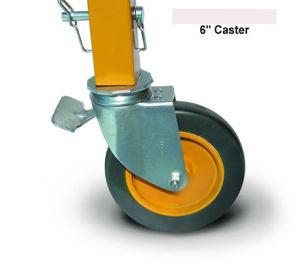 Muti-funcional System-Caster andaimes para interior