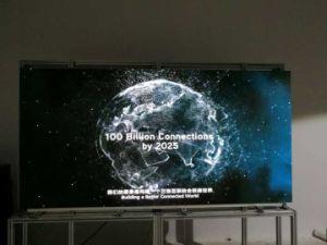 P1.875 Indoor Location et affichage LED fixe pour 4K Mur vidéo LED HD