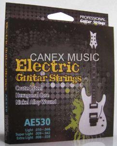Cordes / accessoires pour guitare électrique / guitare / accessoires (AE530)