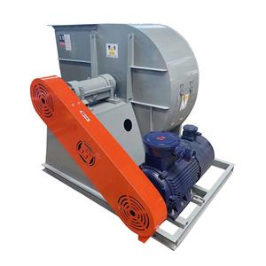 4-72 Shuangju série Ventilateur de soufflante de ventilation centrifuge