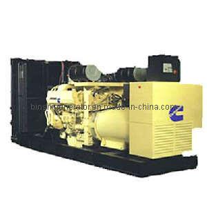 302kVA Grupo Electrógeno Cummins diesel