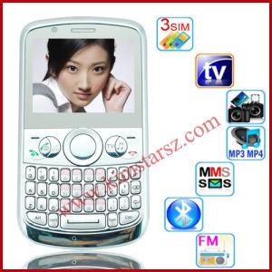 Duplo SIM WiFi TV Celular Q10