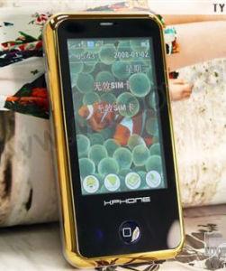 SIM doppi si raddoppiano XPhone mobile standby