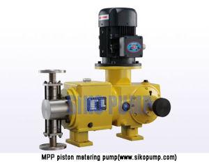 Piston de la pompe de dosage (MPP)