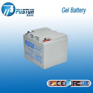 Pst38-12 Armazenamento recarregável Bateria solar