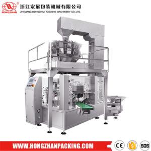 Автоматическая Hongzhan Чжецзян арахис семена сахарной компонентов гранул упаковочные машины