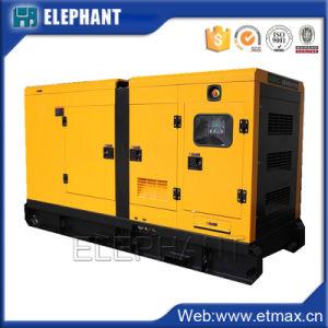 中国の工場価格! 防音24kwディーゼル発電機の無声タイプ30kVAの発電機