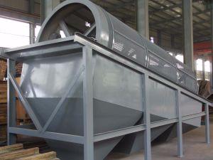 市ドラムふるいのトロンメルの採鉱機械振動スクリーンを広告する中国