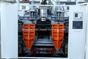 Plástico HDPE botella de leche que hace la máquina de soplado y extrusión moldeo por soplado maquinaria